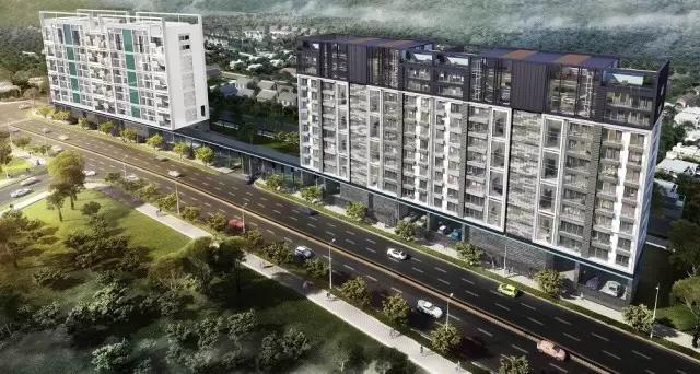 菲律宾BGC高档住宅楼ALBANY,打造英式奢华