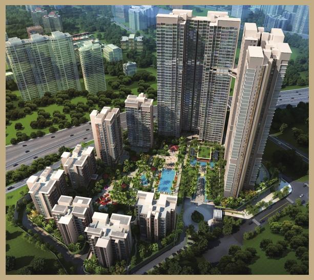 吉隆坡满家乐雅居乐二期