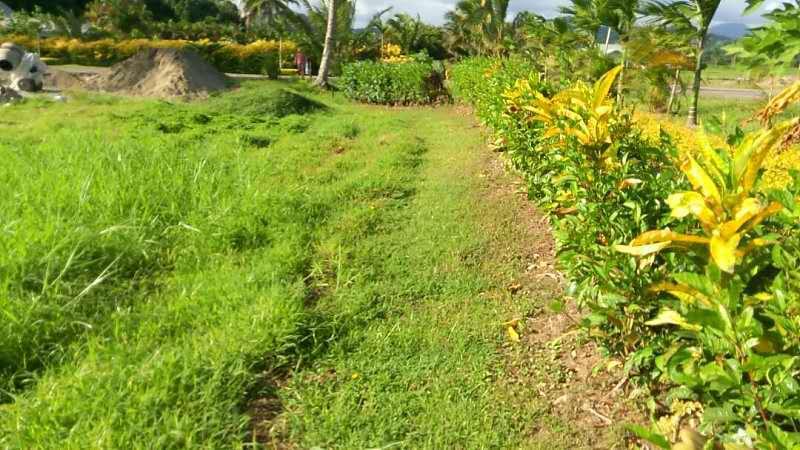 斐济房产:南太港湖边别墅地皮出售