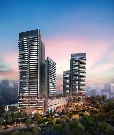 吉隆坡Setia Sky Seputeh高级公寓