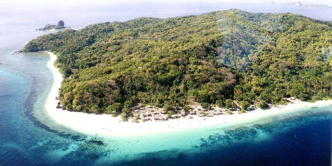 菲律宾海岛出售:Inapupan Island
