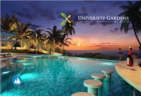 圣基茨房产-大学城花园Ross University Gardens