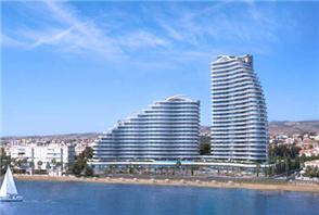 塞浦路斯房产:利马索尔一线海景豪华酒店公寓