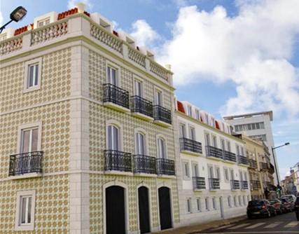 葡萄牙里斯本Anjos地铁旁35万欧元公寓