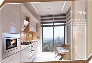 伊斯坦布尔房产:欧洲区新兴CBD准现房 包租