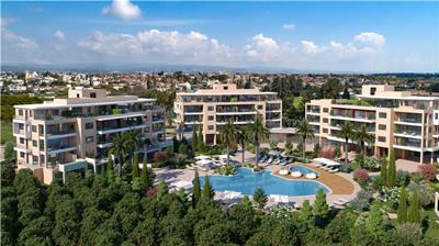 塞浦路斯利马索尔房产:花园公寓 赌场旁