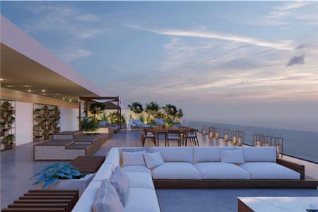 帕福斯房产:SOHO海景公寓 房价200万起