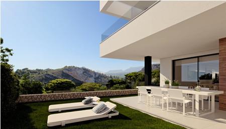 瓦伦西亚房产:全新高端山园社区公寓 房价29万欧起