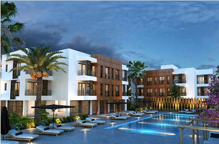 拉纳卡房产:高端公寓小区 免19%增值税