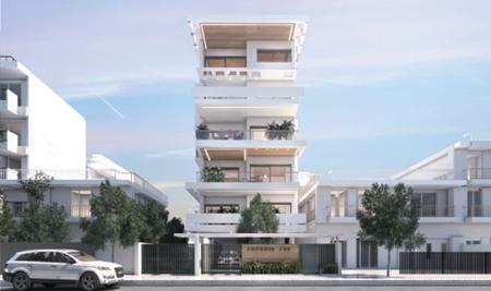 希腊房产:南部雅典蓝堡17期新建公寓