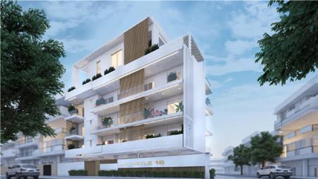 希腊房产:雅典南部旧机场附近新建高端公寓