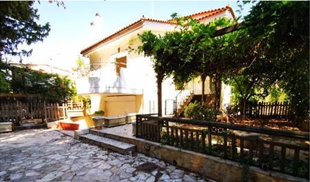 雅典北部三房别墅 国际学校近
