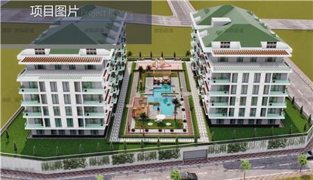 土耳其房产:凯撒海景公寓