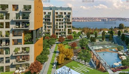 土耳其房产:御湖翠湖名庭 大学城旁