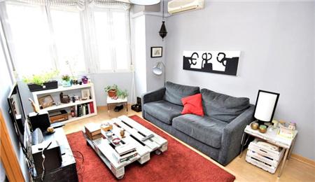 马德里富人区皇家花园旁三居室 房价51.4万