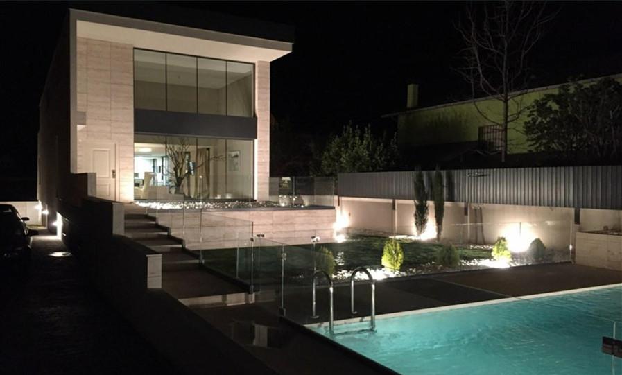 马德里北部富人区奢华别墅 86.3万