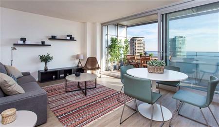 西班牙巴塞罗那圣马丁海景公寓 60万欧起