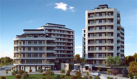 伊斯坦布尔学区房:壹号学府 1-4房