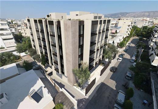 希腊买房移民:ILISO雅典维埃拉全新建2房