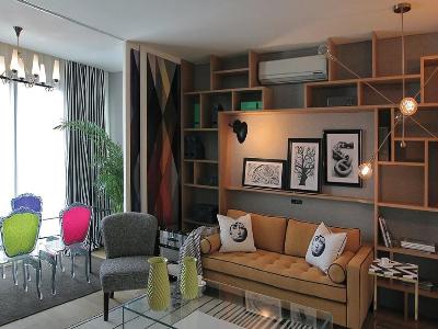 土耳其房产:伊斯坦布尔商务中心区高端住宅