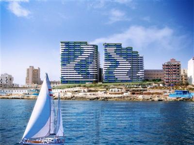 马耳他房价:斯利马SDA区乐享豪华海景房 €80万起