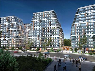 土耳其房产:伊斯坦纳布尔市区英秀华庭花园社区