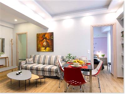 希腊买房移民:雅典市中心北全新两卧公寓