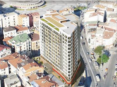 土耳其房产:伊斯坦布尔蓝色清真寺旁2-4房公寓