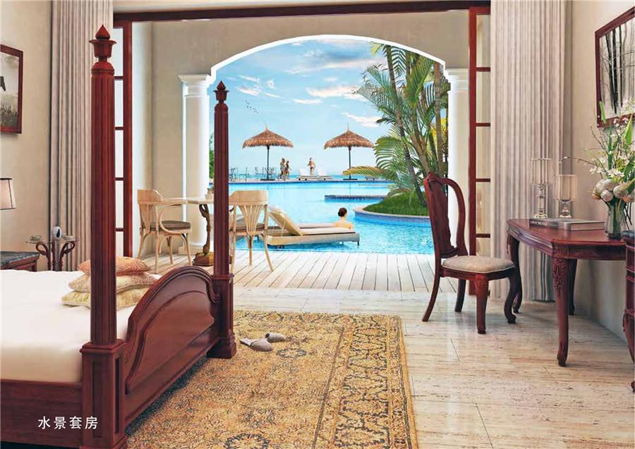 多米尼克房产--万豪酒店Silver Beach Resort