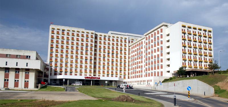 克英布拉大学医院(Hospitais de Universidade de Coimbra)