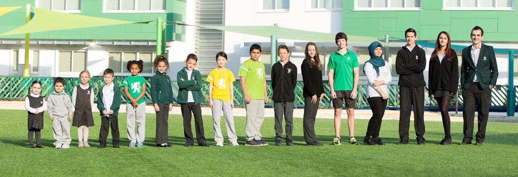 塞浦路斯尼科西亚The Junior and Senior School