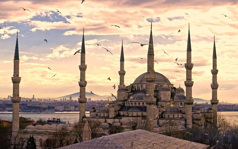 土耳其圣索菲亚大教堂