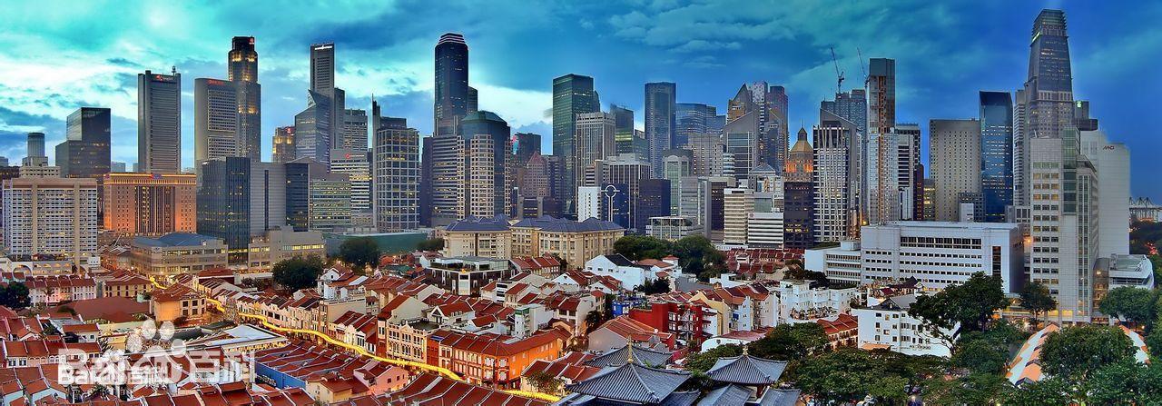 新加坡城市面貌