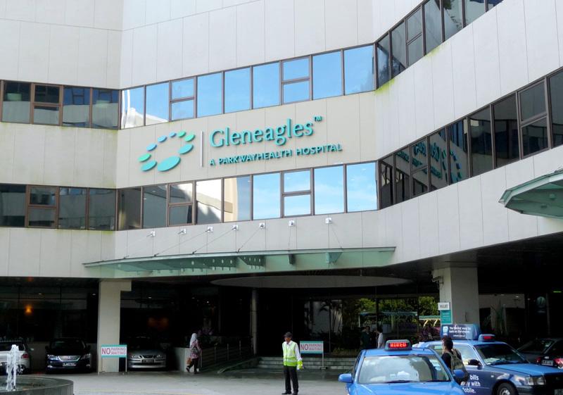 新加坡医院