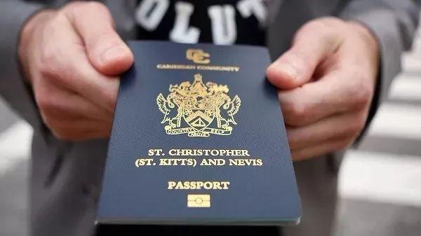 圣基茨护照