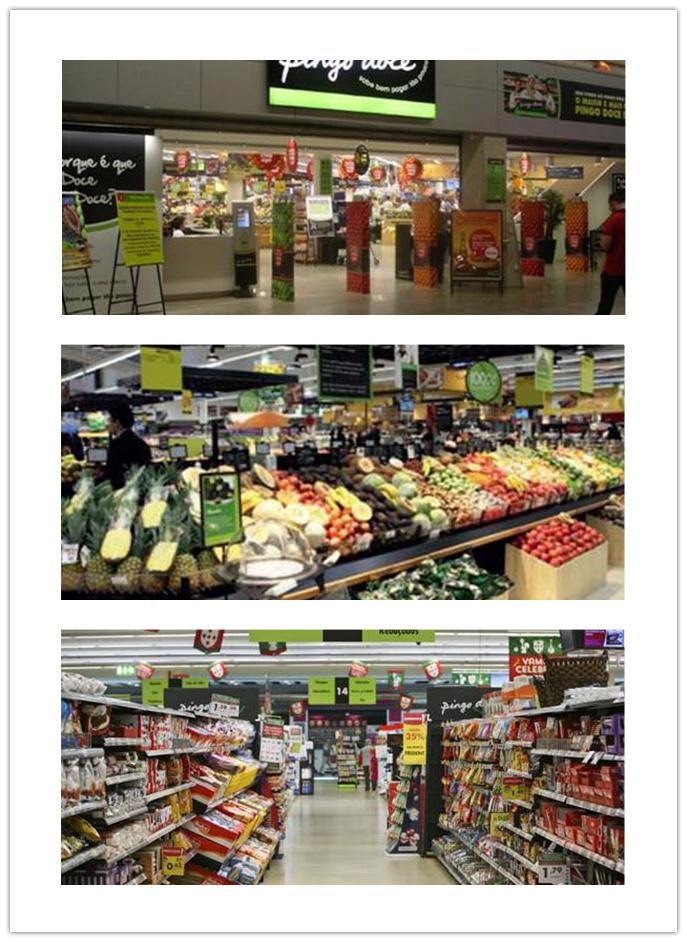 葡萄牙波尔图超市