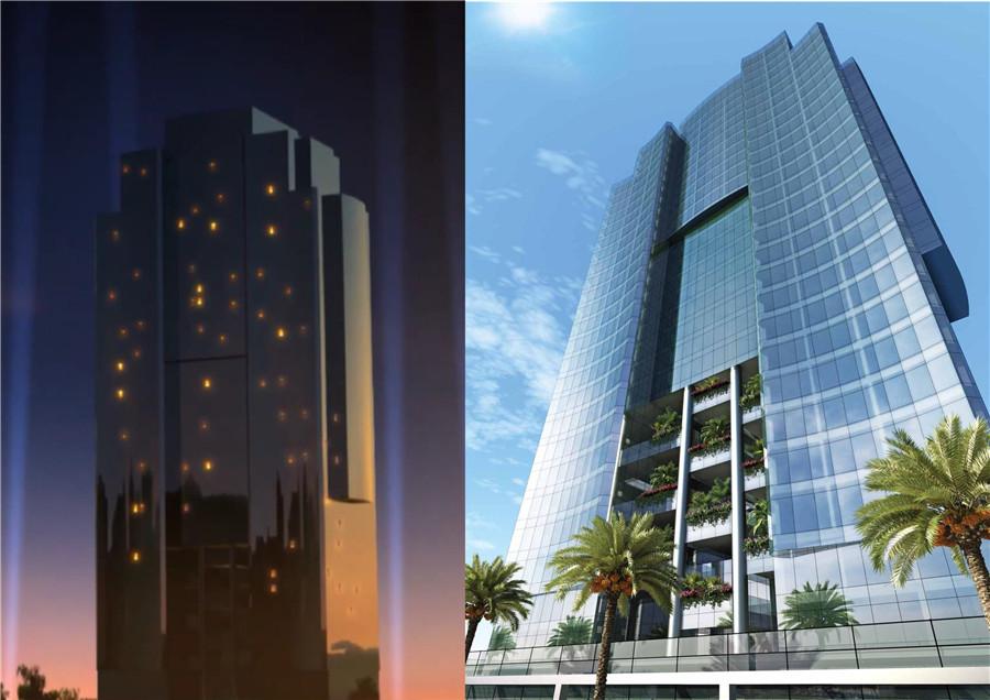 伊斯坦布尔新CBD Maltepe区写字楼及公寓