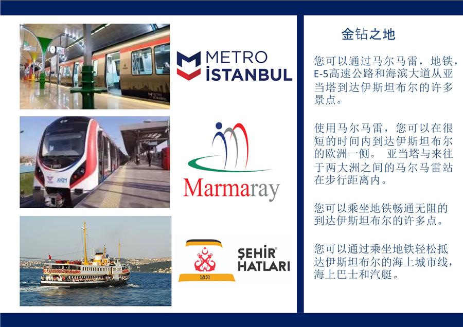 伊斯坦布尔卡尔塔尔Maltepe区亚当大厦写字楼及公寓