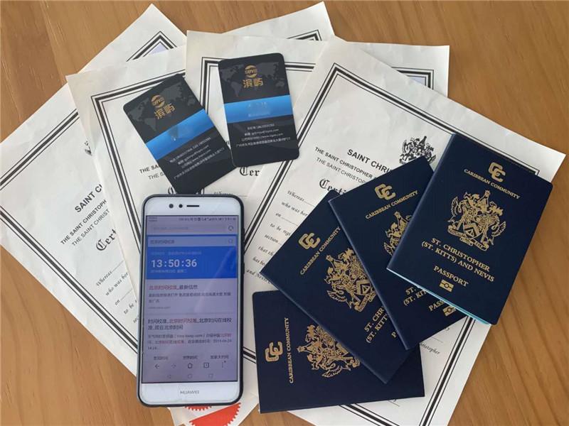 圣基茨护照成功案例:可持续发展基金捐赠案例