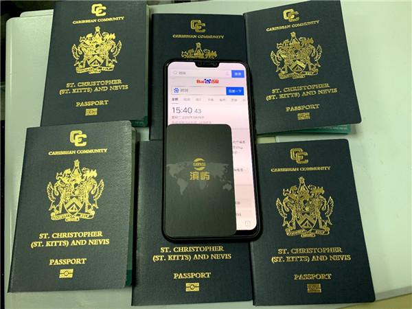 圣基茨护照成功案例:飓风基金团签6组客户