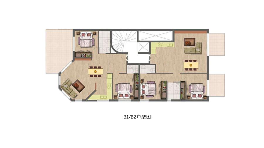 雅典房产:格力法达安提卡豪华公寓 新建现房 包租