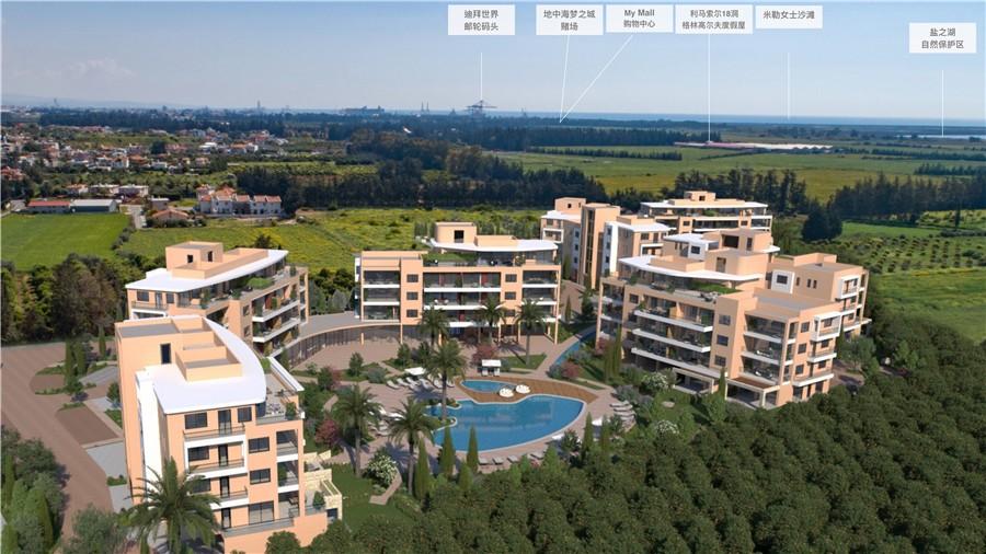 塞浦路斯房价又上涨?房产投资应该买哪个位置?