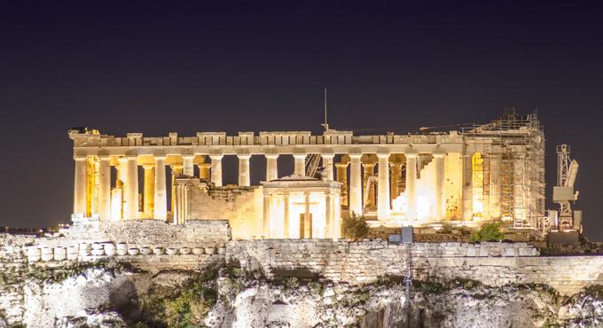 灿烂的希腊文化如此动人,跟我一起去买房移民吧!