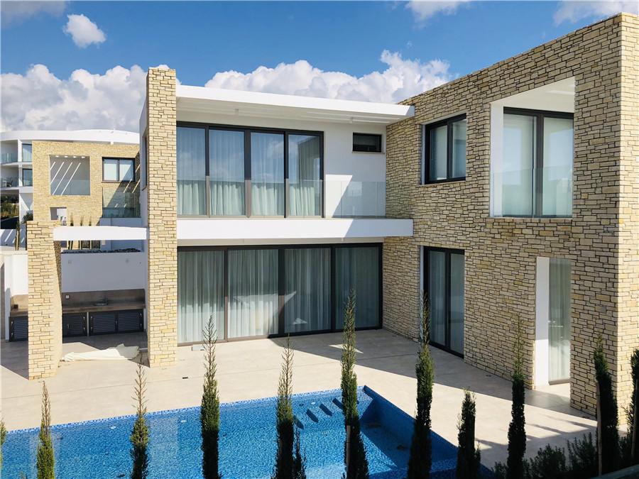 帕福斯别墅:塞浦路斯圣乔治豪华海景房