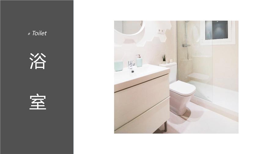 巴塞罗那房产:近海公寓  99㎡ 53万欧 3室2卫