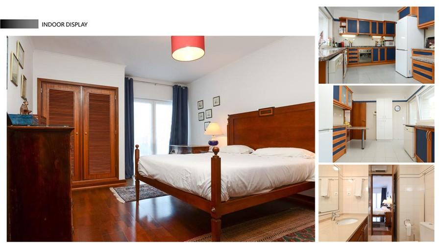 葡萄牙里斯本别墅:3房168平米 紧邻Estoril火车站