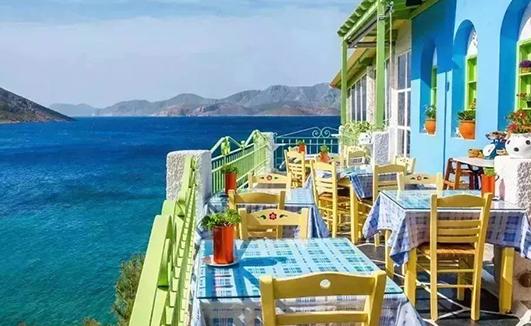 """美丽的塞浦路斯向世界交出12条亮丽的""""成绩单"""""""
