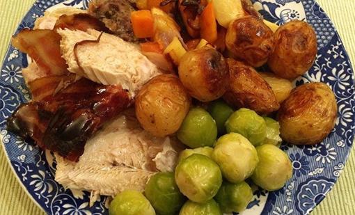 英国圣诞午餐主角:竟是塞浦路斯土豆君?
