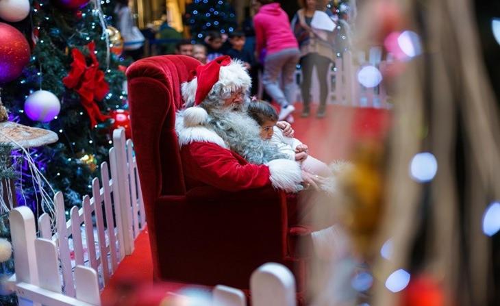 圣诞节怎么安排?和孩子到这些地方过圣诞!