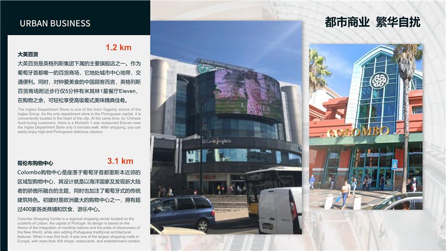 里斯本35万欧元项目:大学城3期公寓